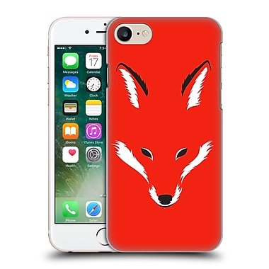 Official Robert Farkas Fox Foxy Shape Hard Back Case For Apple Iphone 7