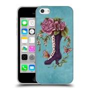 Official Brigid Ashwood Vintage Romance 2 Velvet Blossoms 2 Soft Gel Case For Apple Iphone 5C