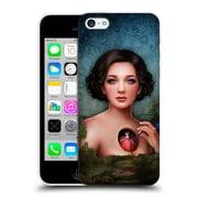 Official Brigid Ashwood Fantasy Raven Quill Pen Hard Back Case For Apple Iphone 5C