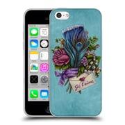 Official Brigid Ashwood Vintage Romance 2 Love Bouquet 2 Soft Gel Case For Apple Iphone 5C