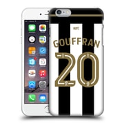 Official Newcastle United Fc Nufc 2016/17 Players Away Kit 1 Gouffran Hard Back Case For Apple Iphone 6 Plus / 6S Plus