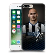 Official Newcastle United Fc Nufc 2015/16 First Team Jonjo Shelvey Hard Back Case For Apple Iphone 7 Plus