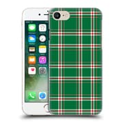 Official Haroulita Patterns Green Hard Back Case For Apple Iphone 7