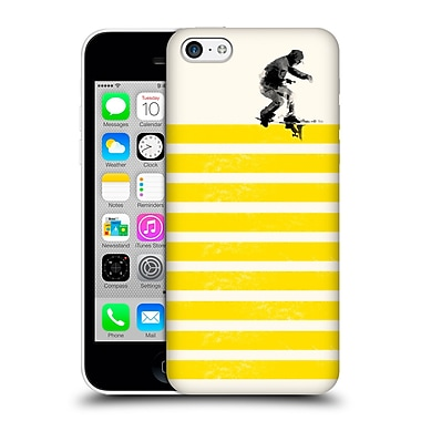 Official Robert Farkas Patterns Slide On Stripes Hard Back Case For Apple Iphone 5C