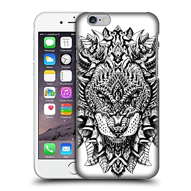 Official Bioworkz Animal Head King Of The Jungle Hard Back Case For Apple Iphone 6 / 6S
