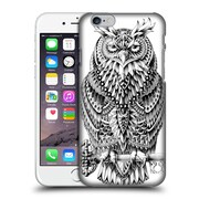 Official Bioworkz Aves Great Horned Owl Hard Back Case For Apple Iphone 6 / 6S