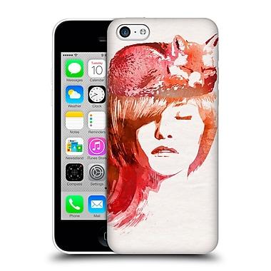 Official Robert Farkas People Sleep Fox Hard Back Case For Apple Iphone 5C