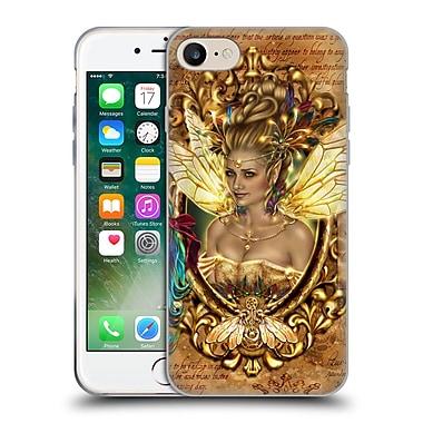 Official Brigid Ashwood Fairies 1 Black Honey Soft Gel Case For Apple Iphone 7