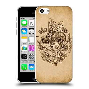 Official Brigid Ashwood Vintage Romance Bee Love Soft Gel Case For Apple Iphone 5C