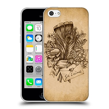 Official Brigid Ashwood Vintage Romance Love Bouquet Soft Gel Case For Apple Iphone 5C