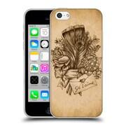 Official Brigid Ashwood Vintage Romance Love Bouquet Soft Gel Case For Apple Iphone 5C