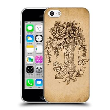 Official Brigid Ashwood Vintage Romance Velvet Blossoms Soft Gel Case For Apple Iphone 5C