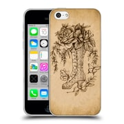 Official Brigid Ashwood Vintage Romance Velvet Blossoms Soft Gel Case For Apple Iphone 5C