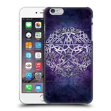 Official Brigid Ashwood Sacred Symbols Silver Pentacle Hard Back Case For Apple Iphone 6 Plus / 6S Plus