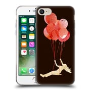 Official Robert Farkas People Fly Away Soft Gel Case For Apple Iphone 7