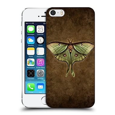 Official Brigid Ashwood Winged Things Steampunk Luna Moth Hard Back Case For Apple Iphone 5 / 5S / Se