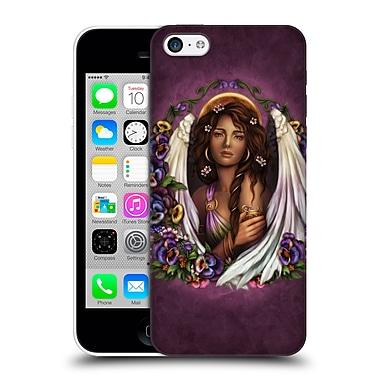 Official Brigid Ashwood Angels Pansy Hard Back Case For Apple Iphone 5C