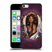 Official Brigid Ashwood Angels Pansy Hard Back Case For Apple Iphone 5C