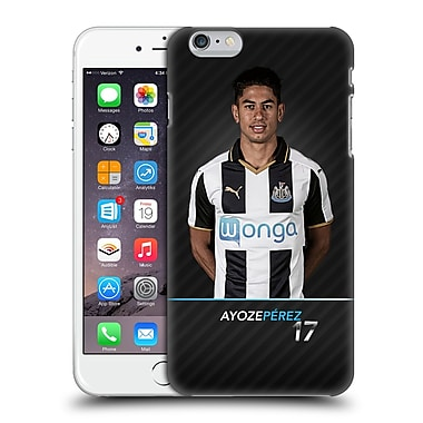 Official Newcastle United Fc Nufc 2016/17 First Team 2 Perez Hard Back Case For Apple Iphone 6 Plus / 6S Plus