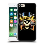 Official Guns N' Roses Key Art Top Hat Skull Hard Back Case For Apple Iphone 7
