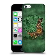 Official Brigid Ashwood Celtic Wisdom 2 Hare Hard Back Case For Apple Iphone 5C