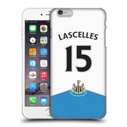Official Newcastle United Fc Nufc 2015/16 Players Home Kit Jamaal Lascelles Hard Back Case For Apple Iphone 6 Plus / 6S Plus