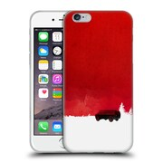 Official Robert Farkas Landscapes Waiting In The Van Soft Gel Case For Apple Iphone 6 / 6S
