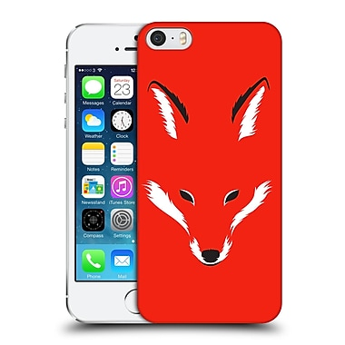 Official Robert Farkas Fox Foxy Shape Hard Back Case For Apple Iphone 5 / 5S / Se