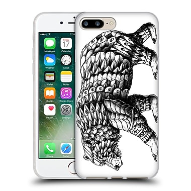 Official Bioworkz Wildlife Cali Bear Soft Gel Case For Apple Iphone 7 Plus