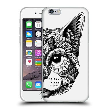 Official Bioworkz Animal Head Cat Soft Gel Case For Apple Iphone 6 / 6S