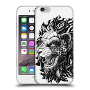 Official Bioworkz Animal Head Lion Soft Gel Case For Apple Iphone 6 / 6S