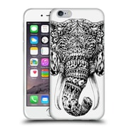 Official Bioworkz Animal Head Ornate Elephant Soft Gel Case For Apple Iphone 6 / 6S