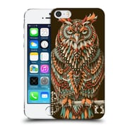 Official Bioworkz Coloured Aves 1 Great Horned Owl 2 Hard Back Case For Apple Iphone 5 / 5S / Se