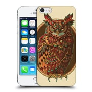 Official Bioworkz Coloured Aves 1 Millenium Owl Hard Back Case For Apple Iphone 5 / 5S / Se