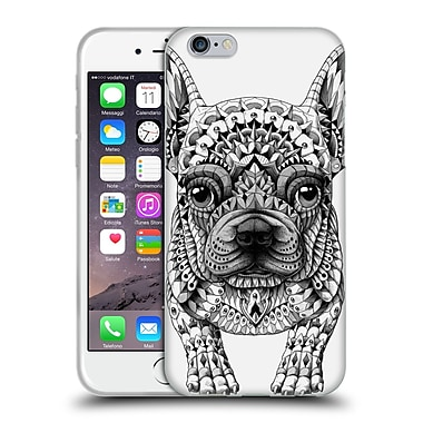 Official Bioworkz Canine Frenchie Soft Gel Case For Apple Iphone 6 / 6S