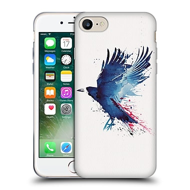 Official Robert Farkas Animals Bloody Crow Soft Gel Case For Apple Iphone 7