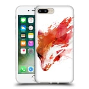 Official Robert Farkas Fox On The Seventh Day Soft Gel Case For Apple Iphone 7 Plus