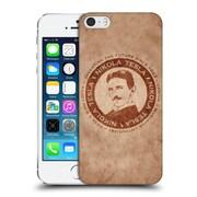 Official Brigid Ashwood Vintage Romance Tesla Hard Back Case For Apple Iphone 5 / 5S / Se