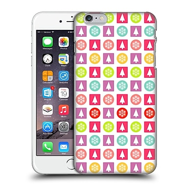 Official Haroulita Patterns Christmas Hard Back Case For Apple Iphone 6 Plus / 6S Plus