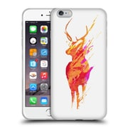 Official Robert Farkas Deer On The Road Again Soft Gel Case For Apple Iphone 6 Plus / 6S Plus