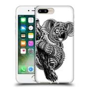 Official Bioworkz Wildlife Ornate Koala Soft Gel Case For Apple Iphone 7 Plus