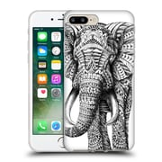 Official Bioworkz Wildlife Ornate Elephant 1 Soft Gel Case For Apple Iphone 7 Plus