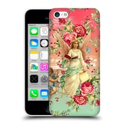 Official Mark Ashkenazi Florals Angels Hard Back Case For Apple Iphone 5C
