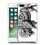 Official Bioworkz Wildlife Bison Soft Gel Case For Apple Iphone 7 Plus