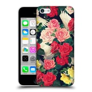 Official Mark Ashkenazi Florals Flowers And Wings Hard Back Case For Apple Iphone 5C