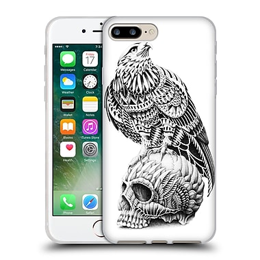 Official Bioworkz Skulls Redtail Soft Gel Case For Apple Iphone 7 Plus