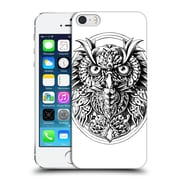 Official Bioworkz Aves Owl Portrait Hard Back Case For Apple Iphone 5 / 5S / Se