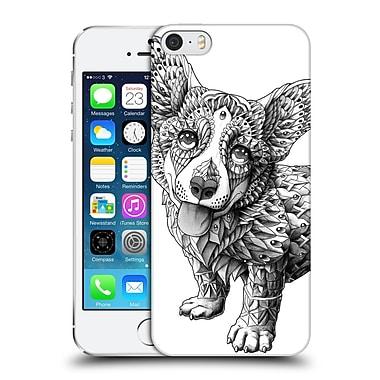 Official Bioworkz Canine Corgi Hard Back Case For Apple Iphone 5 / 5S / Se