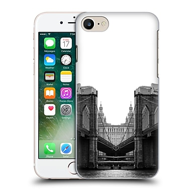 Official Haroulita Black And White Ny In La Hard Back Case For Apple Iphone 7