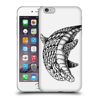 Official Bioworkz Ornate Dolphin Soft Gel Case For Apple Iphone 6 Plus / 6S Plus